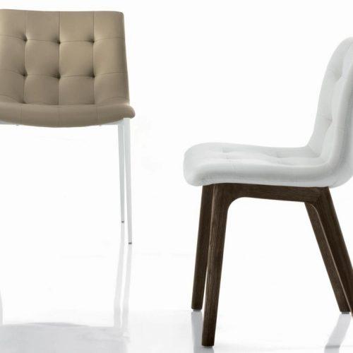 Sedie Impilabili In Plastica.Sedie Per La Zona Giorno Cucina Soggiorno Fabbri Arredamenti A