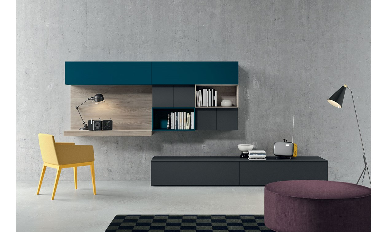 Mobili per il soggiorno: idee per arredare il soggiorno ...